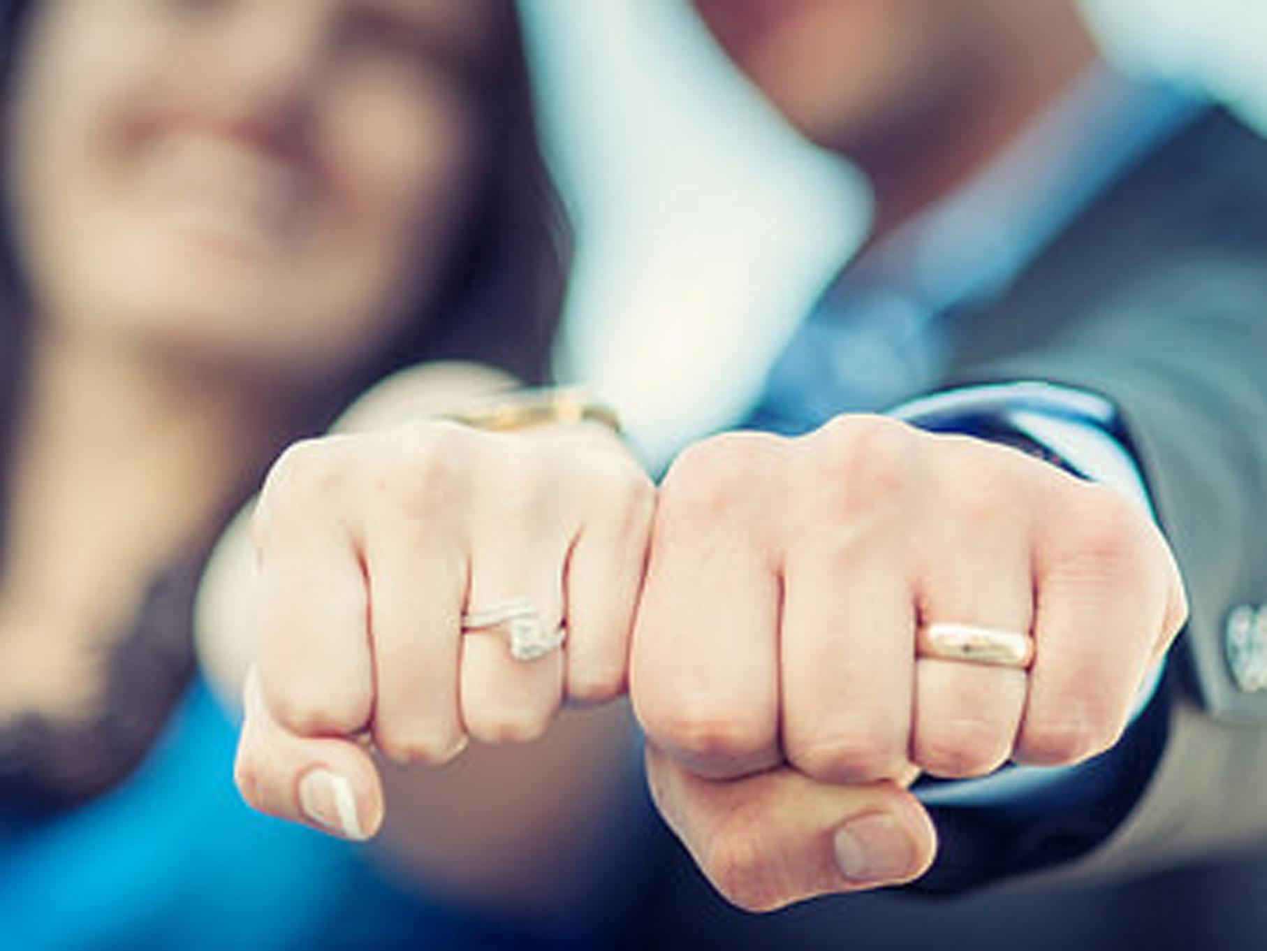 イマドキな結婚指輪は一味違う!