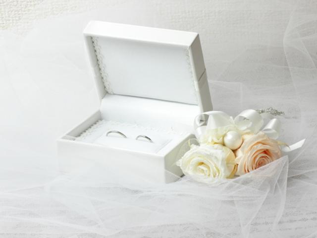 結婚指輪ボックス1